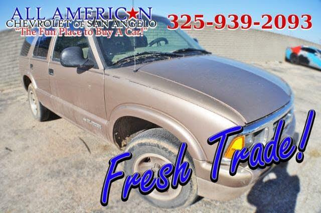 1996 Chevrolet Blazer 4-Door RWD