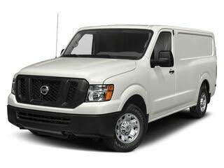 2020 Nissan NV Cargo 2500 HD SV RWD