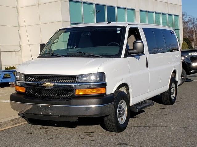 2015 Chevrolet Express 2500 LT RWD
