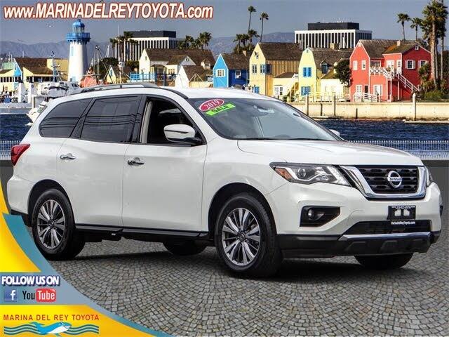 2019 Nissan Pathfinder SV FWD