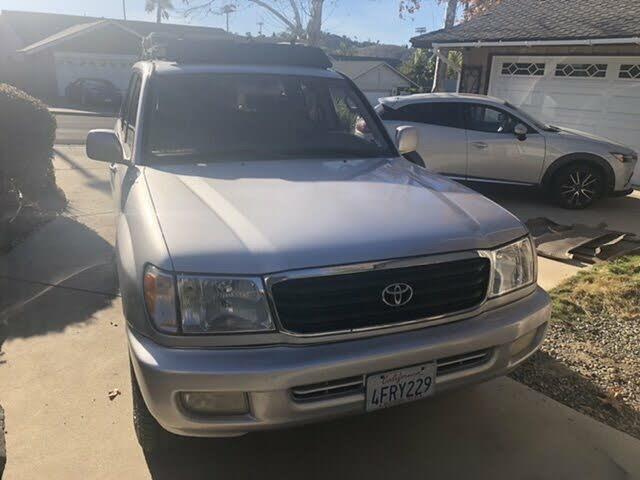 1999 Toyota Land Cruiser 4WD