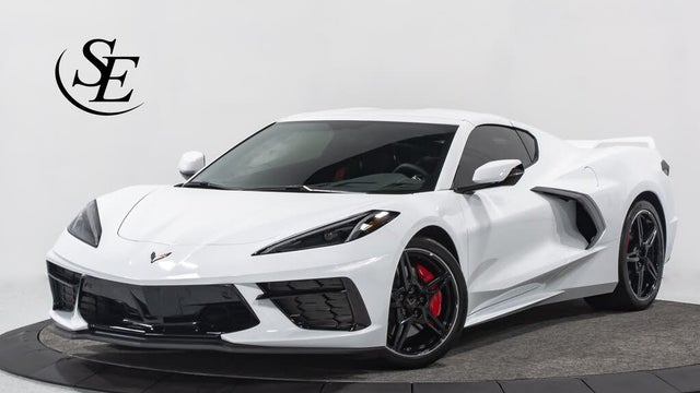 2020 Chevrolet Corvette Stingray 2LT Coupe RWD