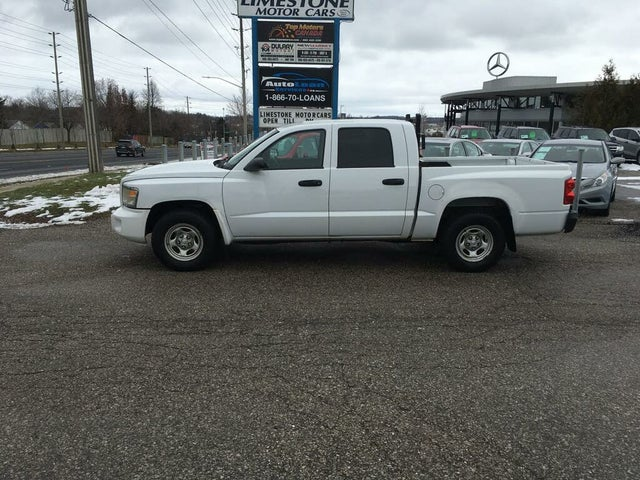 2008 Dodge Dakota ST Crew Cab RWD