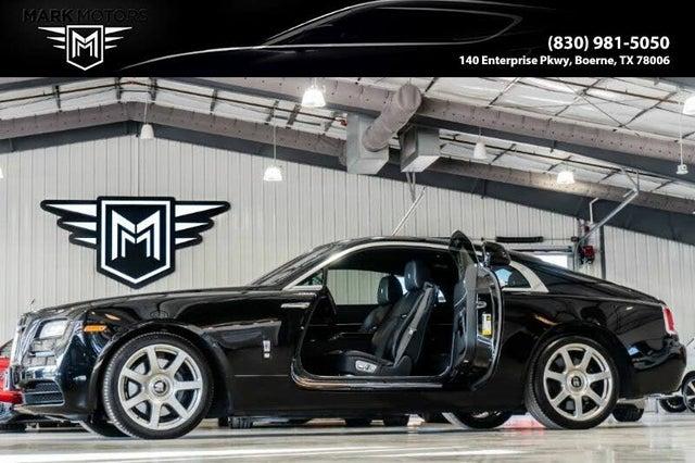 2016 Rolls-Royce Wraith Coupe