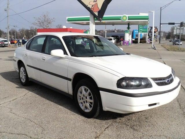 2003 Chevrolet Impala FWD