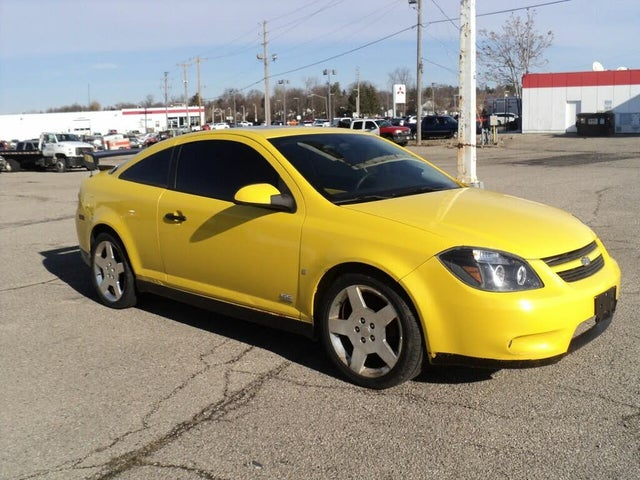 2007 Chevrolet Cobalt SS Supercharged Coupe FWD