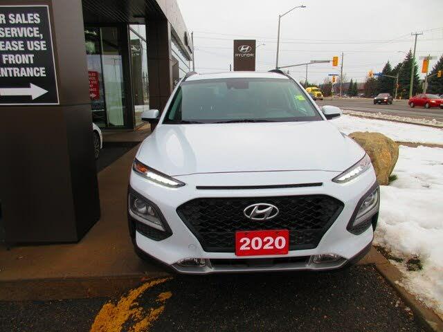2020 Hyundai Kona Luxury AWD