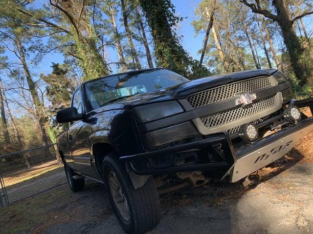 2005 Chevrolet Silverado 1500 4WD