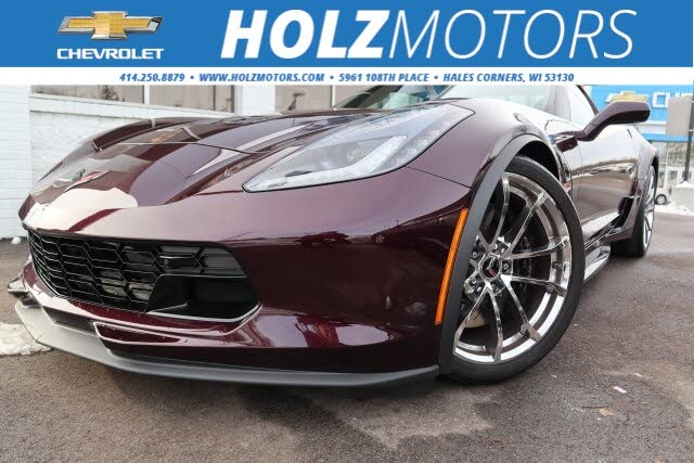 2017 Chevrolet Corvette Grand Sport 3LT Convertible RWD