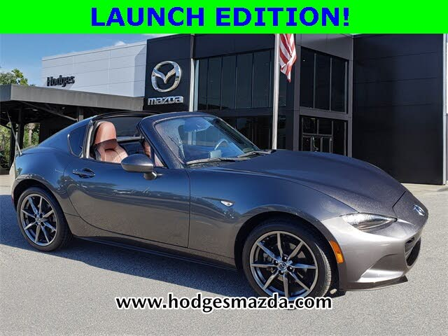 2017 Mazda MX-5 Miata RF Launch Edition RWD