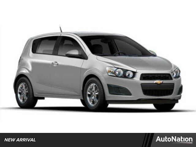2014 Chevrolet Sonic LT Hatchback FWD