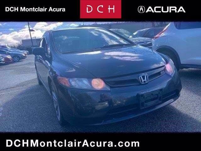 2007 Honda Civic 4 Dr Si