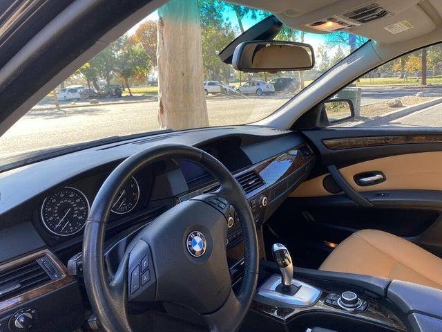 2009 BMW 5 Series 535i Sedan RWD