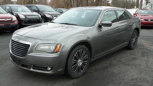 2012 Chrysler 300 S V6 AWD