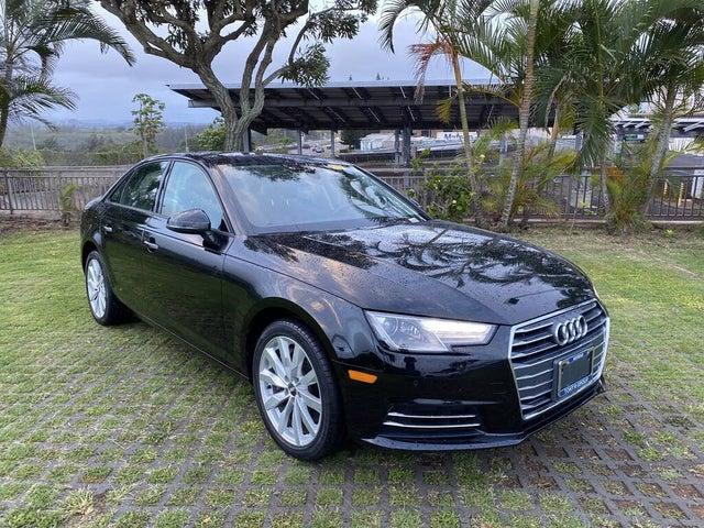 2017 Audi A4 2.0T Premium FWD