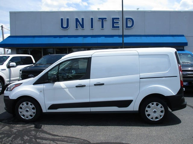 2021 Ford Transit Connect Cargo XLT LWB FWD with Rear Cargo Doors