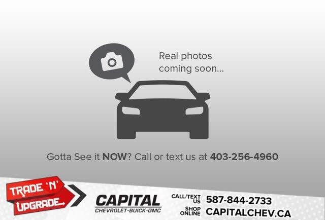 2019 Chevrolet Silverado 1500 Custom Trail Boss Double Cab 4WD