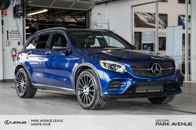 2017 Mercedes-Benz GLC-Class GLC AMG 43 4MATIC
