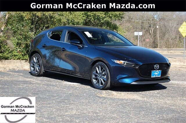 2021 Mazda MAZDA3 Select Hatchback FWD