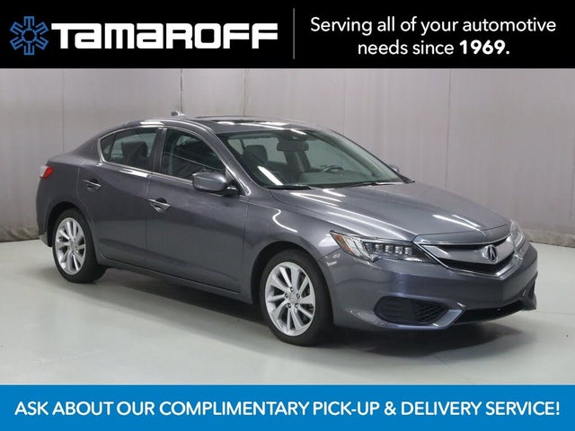 2017 Acura ILX FWD with Premium Package
