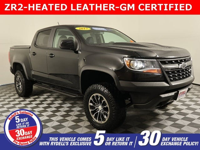 Used Chevrolet Colorado Zr2 For Sale In Des Moines Ia Cargurus
