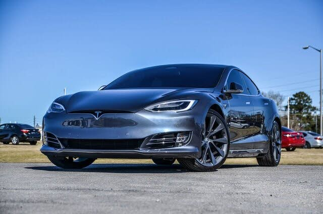 2020 Tesla Model S Long Range AWD