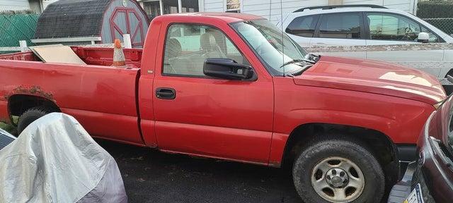 2004 Chevrolet Silverado 1500 Work Truck 4WD