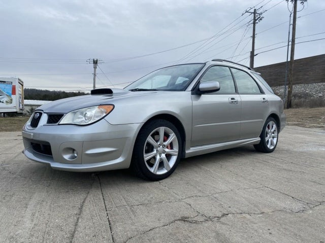 2007 Subaru Impreza WRX Limited Hatchback