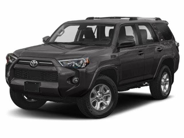 2021 Toyota 4Runner SR5 RWD