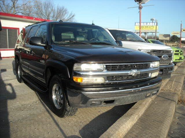 2003 Chevrolet Suburban 1500 RWD