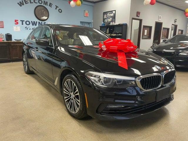 2018 BMW 5 Series 540i xDrive Sedan AWD