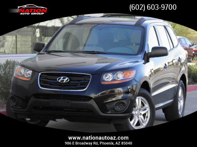 2011 Hyundai Santa Fe 2.4L GLS FWD