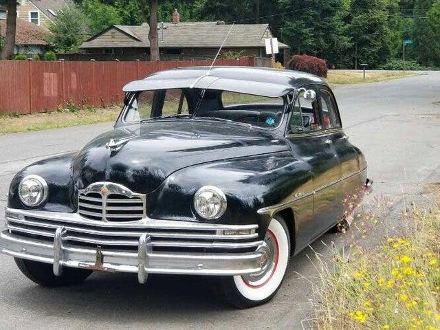 1950 Packard Super Eight