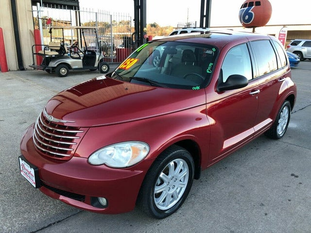 2007 Chrysler PT Cruiser Limited Wagon FWD