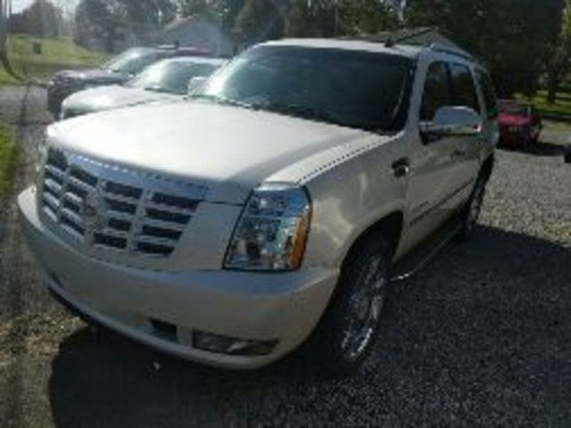 2012 Cadillac Escalade Luxury 4WD