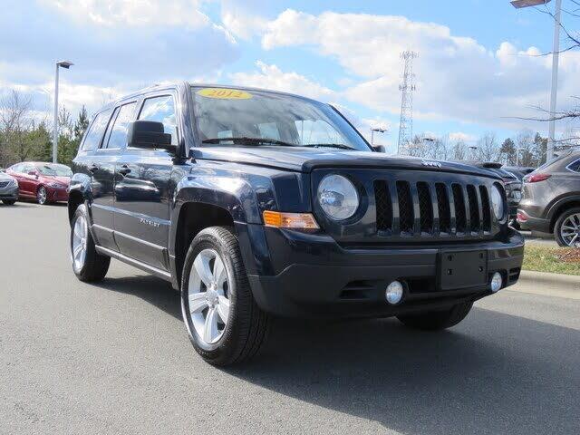 2012 Jeep Patriot Sport 4WD
