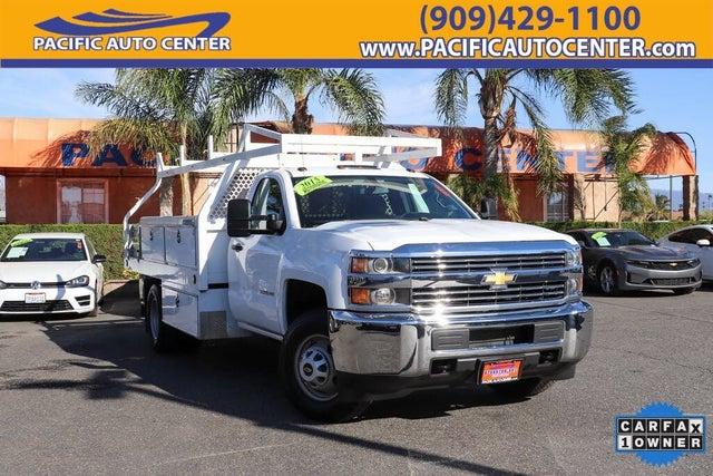 2015 Chevrolet Silverado 3500HD Work Truck Crew Cab RWD
