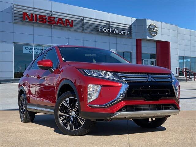 2018 Mitsubishi Eclipse Cross SEL AWD