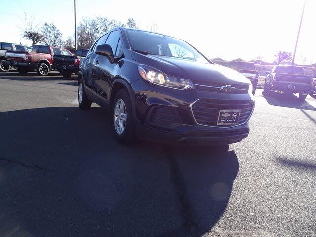 2020 Chevrolet Trax LS FWD