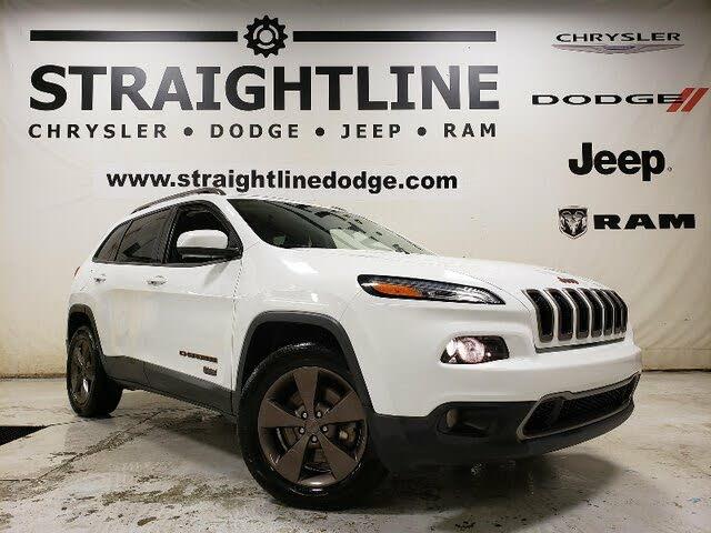 2016 Jeep Cherokee Latitude 75th Anniversary 4WD