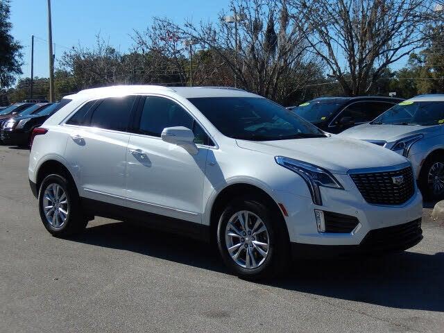 2020 Cadillac XT5 Luxury FWD