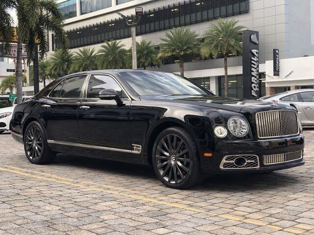 2019 Bentley Mulsanne RWD