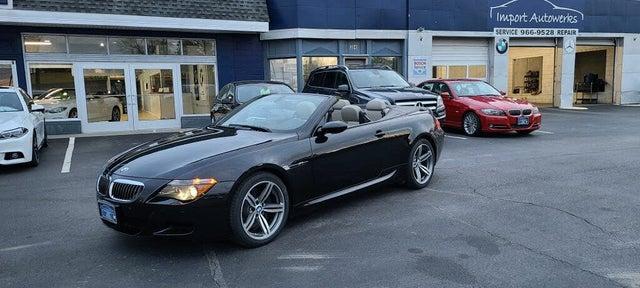 2007 BMW M6 Convertible RWD