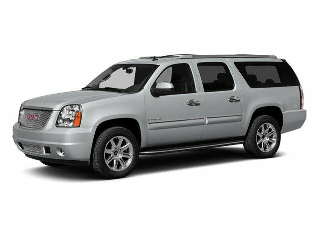 2014 GMC Yukon XL Denali AWD
