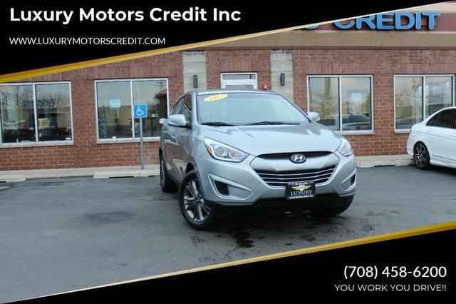 2015 Hyundai Tucson GLS FWD