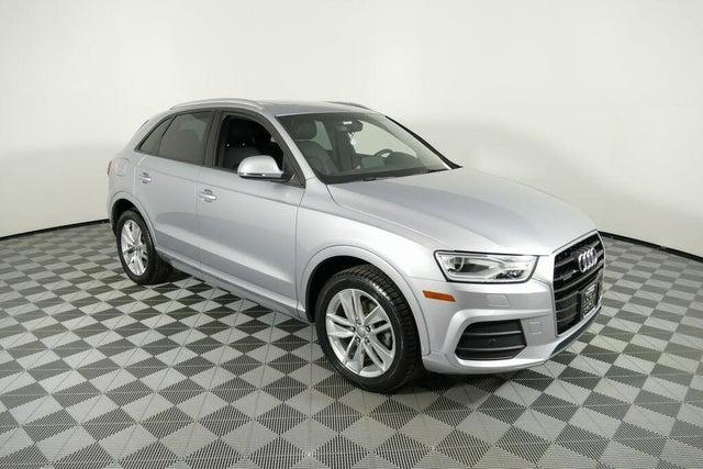 2017 Audi Q3 2.0T quattro Premium AWD