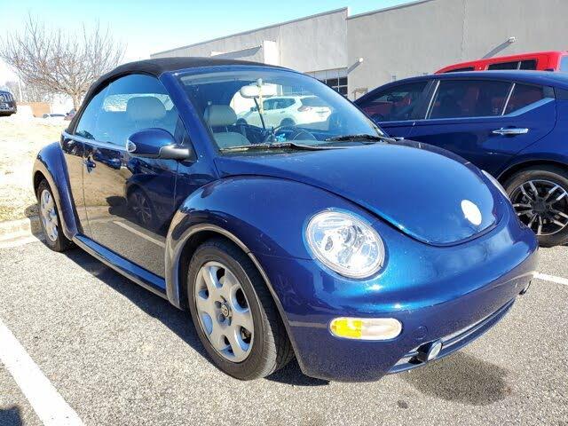 2003 Volkswagen Beetle GLS 1.8T Convertible
