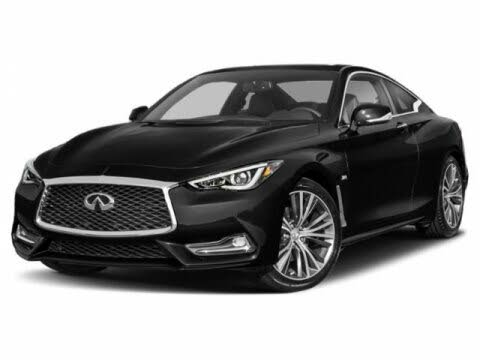 2021 INFINITI Q60 3.0T Luxe AWD