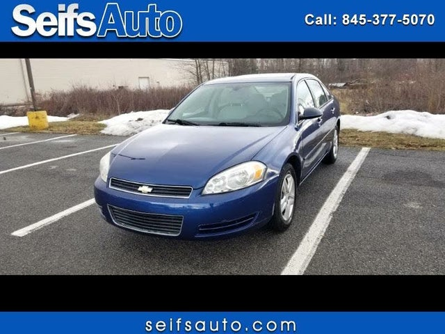 2006 Chevrolet Impala LS FWD