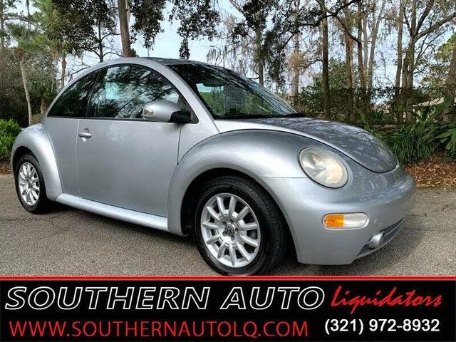2005 Volkswagen Beetle GLS 2.0L
